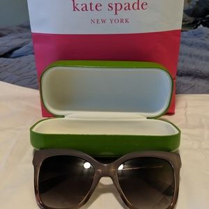 Kate Spade Sunglasses (City Scape Gray)
